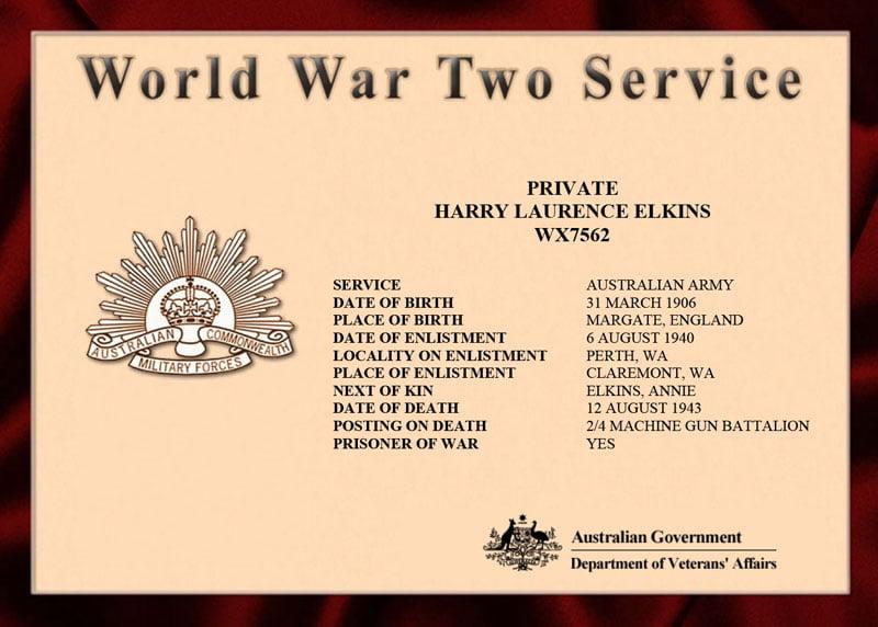 Harry Elkins