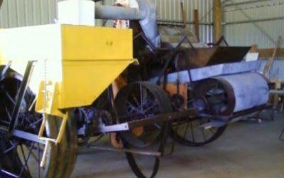 Sunshine harvester restoration project